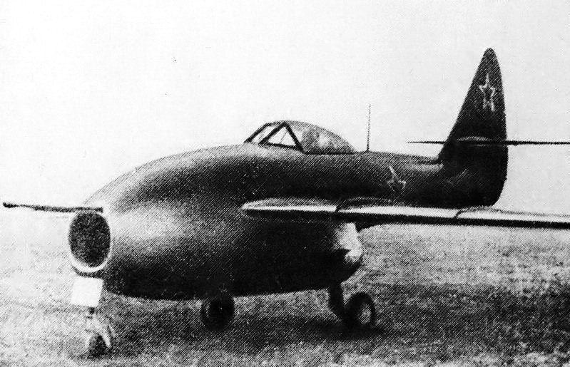 Lavochkin - avioni konstruktora Lavočkina Lavotchkine_la160_01